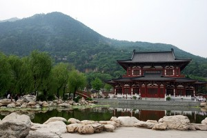 The_Huaqing_Pond