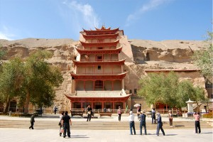 The_Mogao_Grottoes_Dunhuang1
