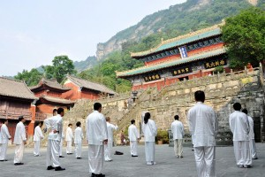 Wudang_Mountain